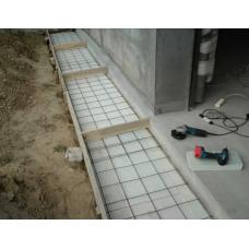 Какой бетон подойдет для отмостки и как его залить