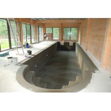 Какой бетон нужен для бассейна