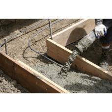 Как правильно залить бетонной смесью фундамент?